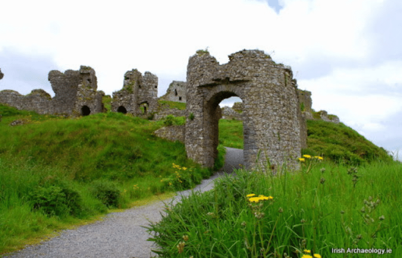 Rock of Dunamase – The Breathtaking Architectural Relic in a Modern Age
