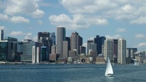 Boston Holiday: Guide to the Spirit of America